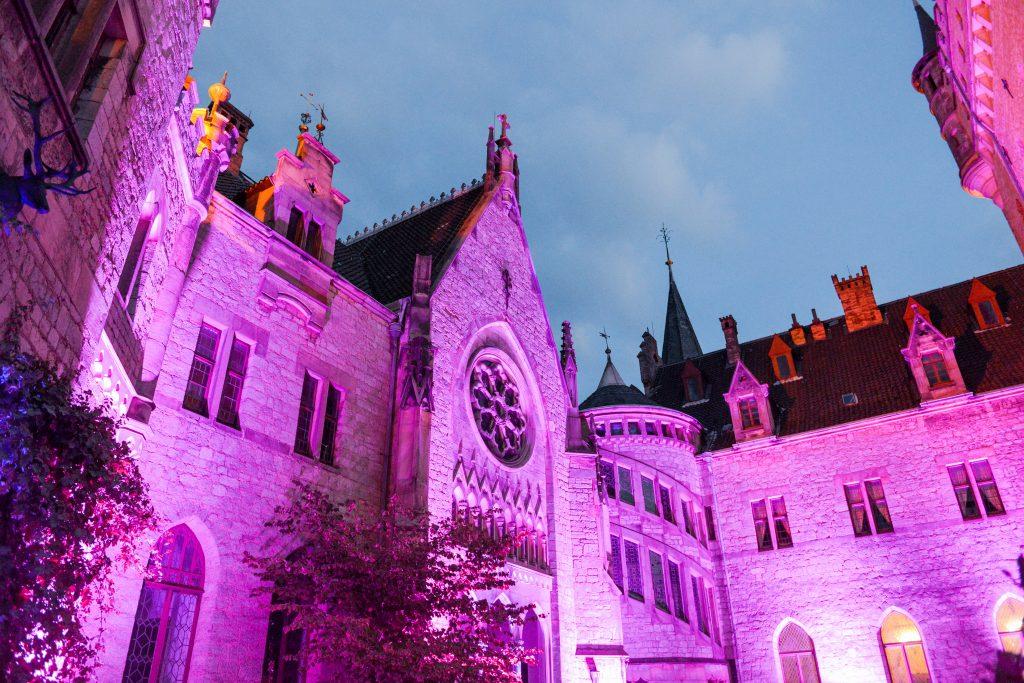 VA Schloss Marienburg 134 1 1024x683 - Teamevent auf dem Schloss Marienburg