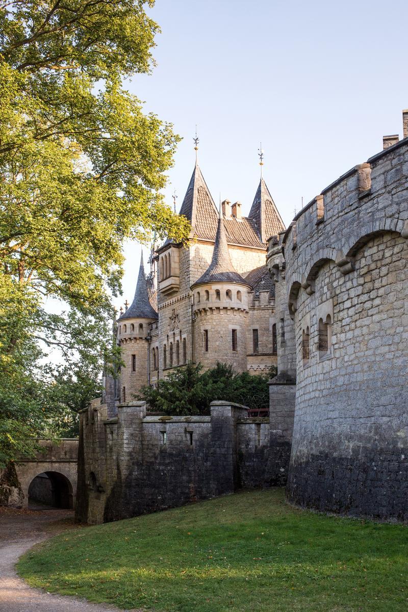 VA Schloss Marienburg 012 - Teamevent auf dem Schloss Marienburg